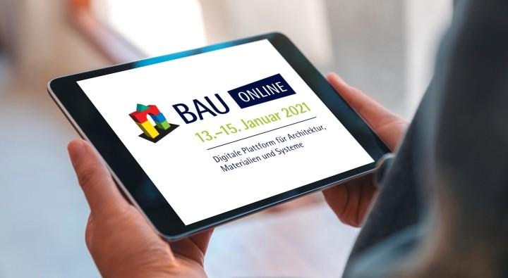BAU 2021 startet online durch – Tickets kostenfrei