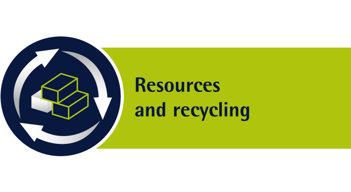 Resources and recycling