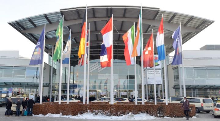 Entrance Messe München