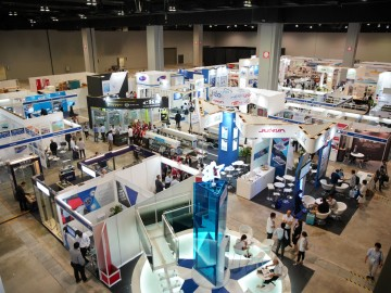 Glasstech Asia takes place in November in Bangkok, for the first time directed by Messe München