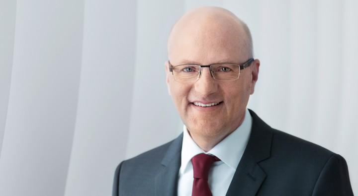 Dr. Reinhard Pfeiffer, Stellv. Vorsitzender der Geschäftsführung, Messe München